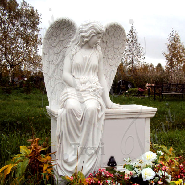personalized memorial popular style angel statue near me